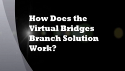 Virtual Bridges VERDE branch office solution.