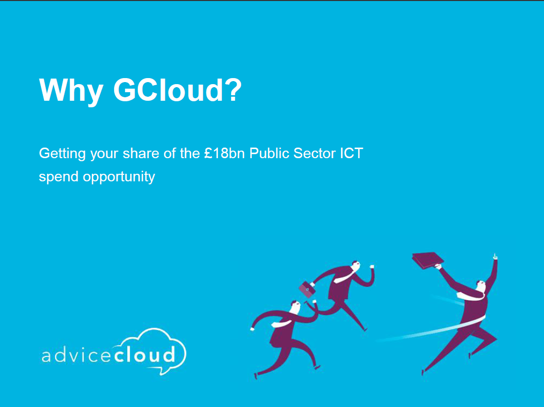 Selling to Public Sector through G-Cloud