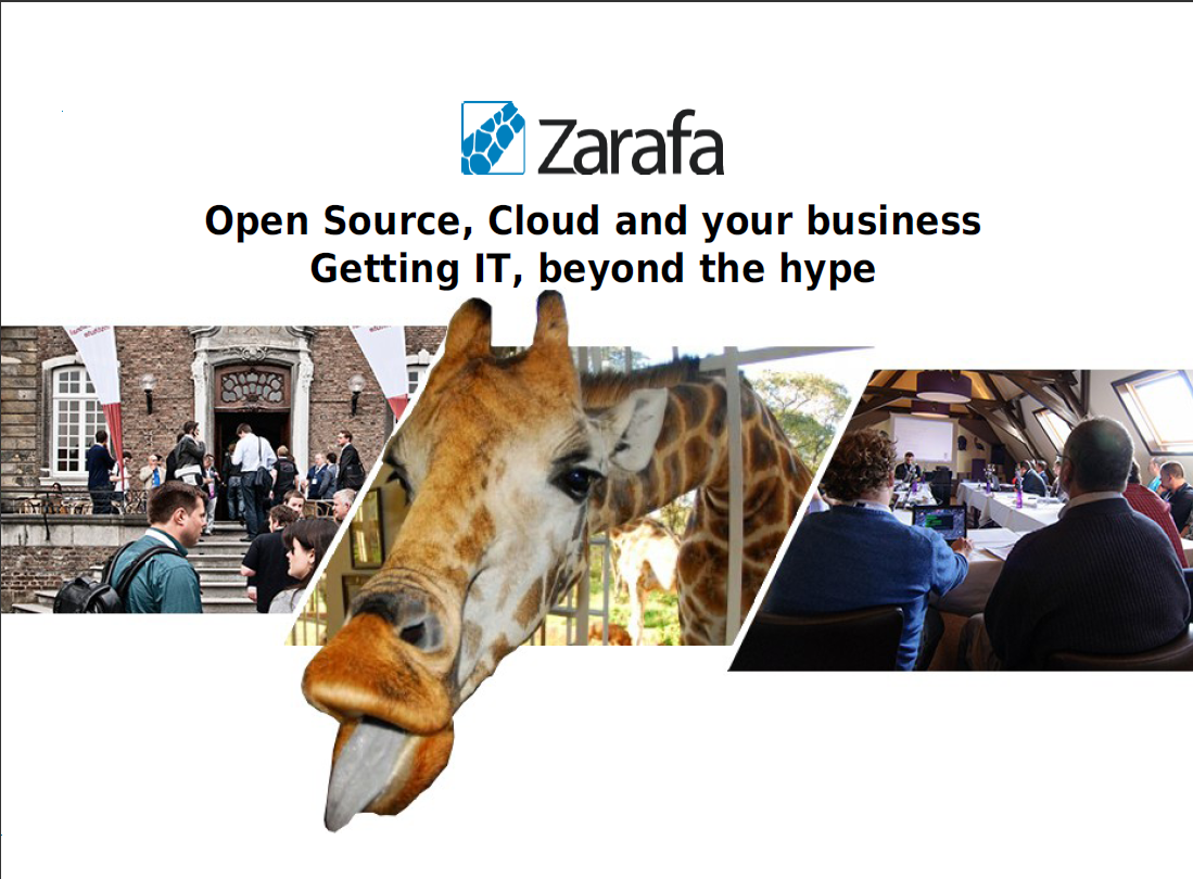 Zarafa: the Open Source response to Exchange and Office365