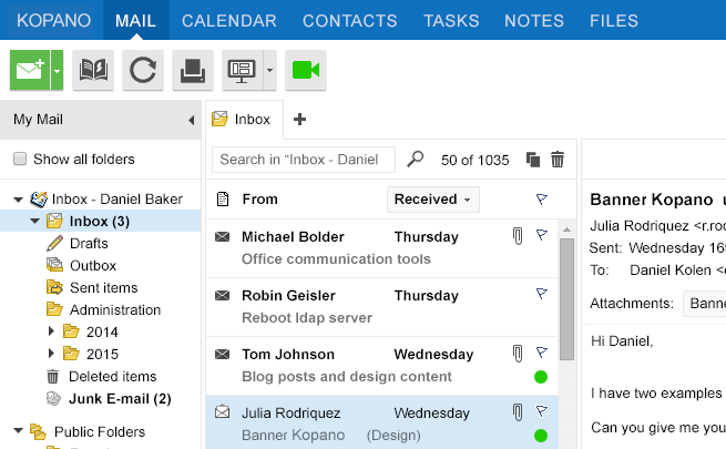 Manage your emails like a pro