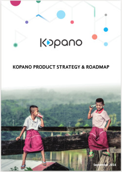 Kopano Collaboration Platoform roadmap