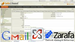 InfoHand e-mail management