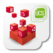 Univention Corporate Server building blocks