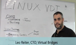 Doing VDI with Linux and Virtual Bridges VERDE