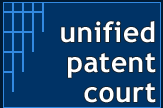 European Unified Patent Court logo